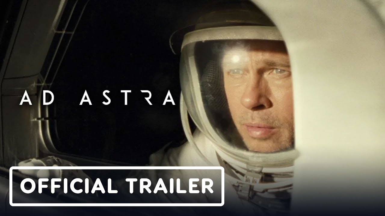 Ad Astra - Offizieller IMAX-Trailer (2019) Brad Pitt + video