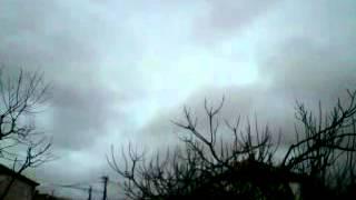 Thunderstorm in Trebinje (Oluja sa grmljavinom) 24.02.2013.