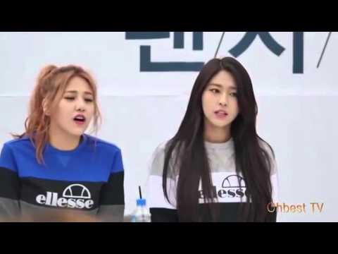AOA SeolJeong 혜정 & 설현 Fancam Moment #04 \