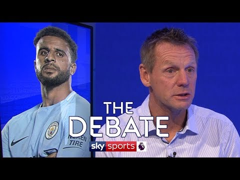 Who is the best full-back in the world? | Stuart Pearce & Ray Parlour | The Debate