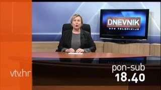 VTV Dnevnik najava 22. ožujka 2017.