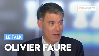 Le Talk d'Olivier Faure: « Raphaël Glucksmann est l'homme idoine pour cette élection »
