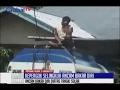 Kepergok Selingkuh oleh Istri, Seorang Lelaki Ancam Bakar Diri di Atas Tangki Solar - BIM 31/01