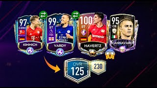 FIFA MOBILE 20 insane 35M+ team upgrade - FIFA MOBILE 20