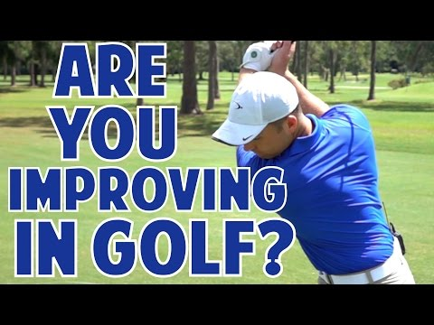 3 Reasons You May Not Be Improving at Golf