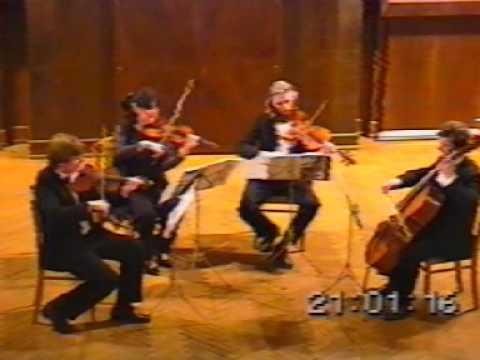 Йозеф Гайдн - Трио для баритона, альта и виолончели № 76 до мажор
