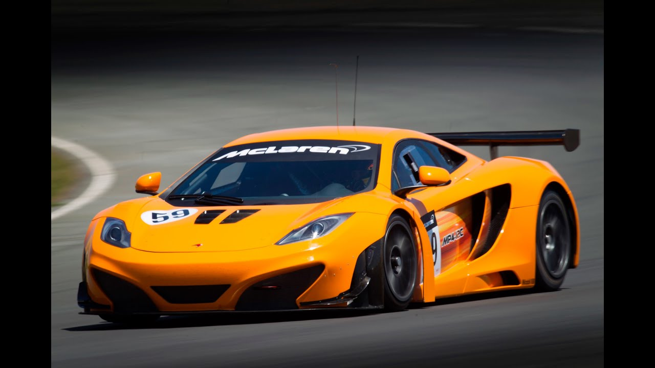 Project Cars Solo Mclaren 12c Gt3 Youtube