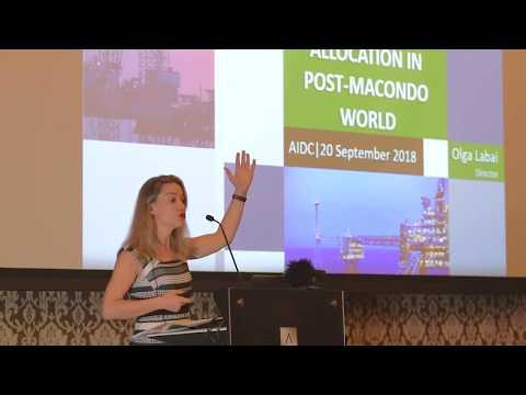 """""""Contractual Risk in Post-Macondo World"""""""