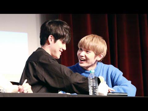 [Donghan×Kenta]  U YOU ♡