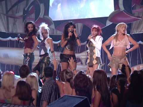 The Pussycat Dolls - Don't Cha (Live Teen Choice Awards) HQ