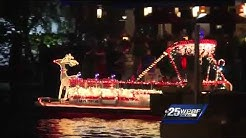 Rewatch 23rd Annual Holiday Boat Parade