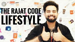 The Rajat Code lifestyle // 17th milestone
