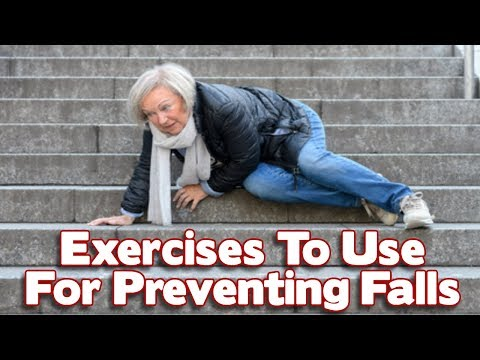 Older Adults Exercises To Prevent Falls & Improve Walking Stability