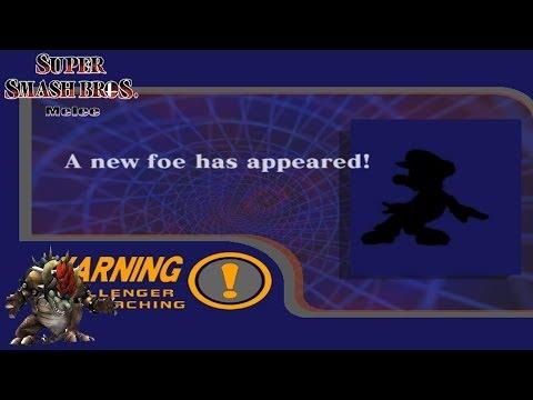 Super Smash Bros Melee - Como conseguir a Luigi