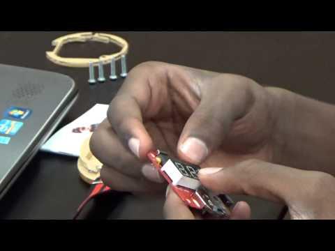 Alfin J - Big Watch (Starter Kit)