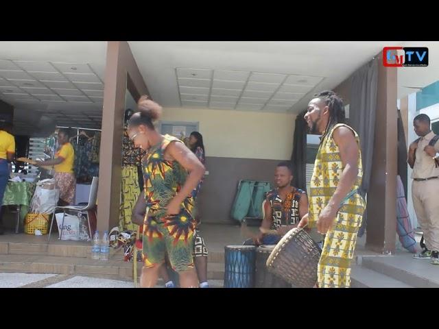 Afrik Art Dance au Festival Abidjan Pagne édition 2