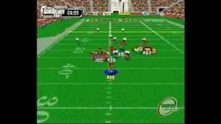 NCAA GameBreaker 2001 PlayStation Gameplay_2000_08_08