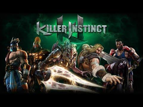 Killer Instinct PC Gameplay - Steam Version [60fps] No Commentary