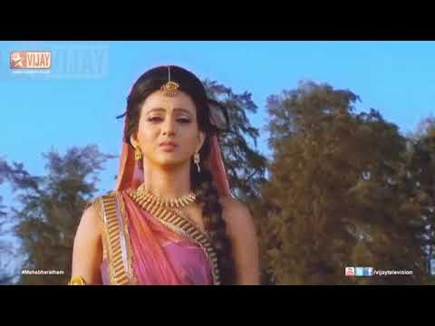 Mahabharatham Vijay TV Karnan Sad Song