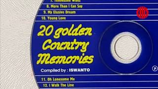 20 Golden Country Memories