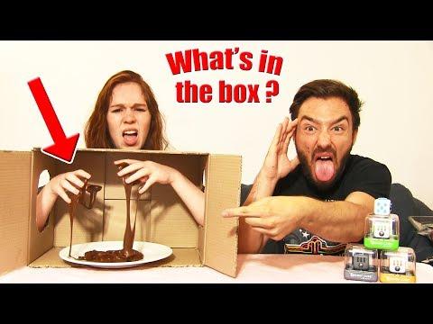 WHAT'S IN THE BOX CHALLENGE 3 ! L'OBJET LE PLUS SATISFAISANT en COUPLE !!