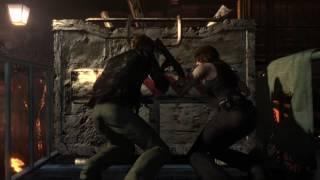 Sin & Punk play RESIDENT EVIL 6: TURKEY NECK ZOMBIES AND SLUTS! (pt 2)