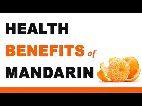 Health Benefits of Mandarin Orange