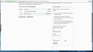 PayPal návod - aktuální PayPal kurz