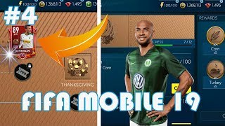 KONIEC EVENTU THANKSGIVING! | FIFA 19 MOBILE #4