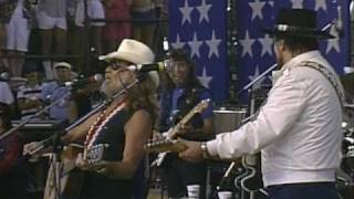 Willie Nelson & Waylon - Mammas Don