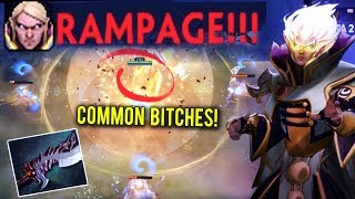 SumiYa Invoker Next Level Genius Build! No Escape from King of Bash New Meta Trick 7.06 Dota 2