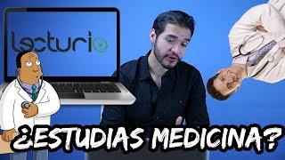 PROBÉ LECTURIO ¿BUENO O MALO? | CARRERA DE MEDICINA | DOCTOR VIC