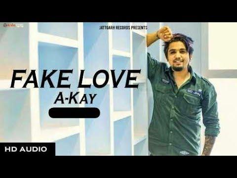 Fake love akay new song 2018