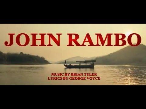 GEORGE VOYCE - JOHN RAMBO - THEME SONG