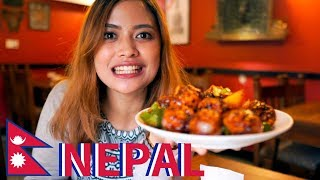 I Found THE BEST MOMO in NEPAL!