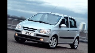 Hyundai Getz Oil Change in manual Transmission
