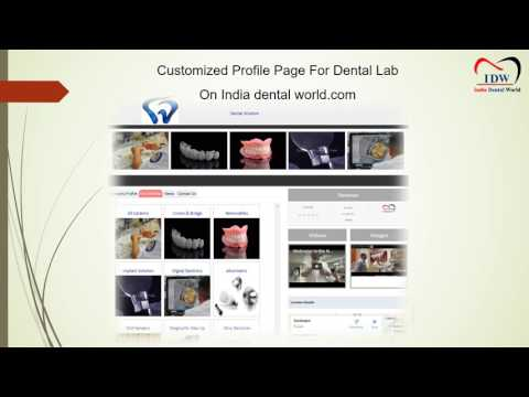 Promote your dental lab to dentists