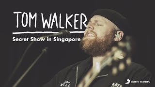 Tom Walker Special Showcase in Singapore