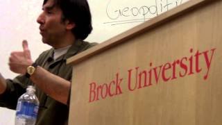 Gary Francione at Brock U. Part 4/5