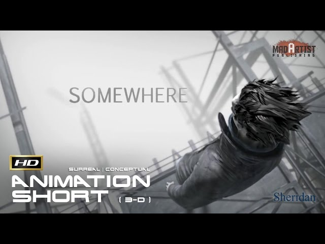Somewhere (HD) | What happens when you reach the ends of nothingness (Sheridan College)