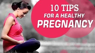Unleash with bipasha basu ► http://bit.ly/bipashaworkout subscribe to stay fit http://bit.ly/gh24by7 here are 10 tips for a healthy pregnancy that will hel...