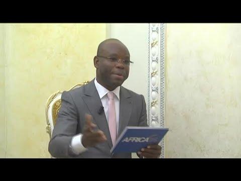 TALK - Gabon: Marie-Madeleine Mborantsuo, Présidente de la Cour constitutionnelle (3/4)