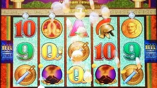 Pompeii Slot Machine Classic, Live Play & Bonus