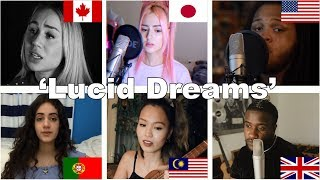 Who Sang it Better: Lucid Dreams💔 (Portugal, USA, Malaysia, UK, Japan, Canada)