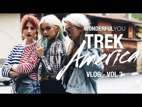 TREK AMERICA: THE SMOKY MOUNTAINS | Wonderful You Travel Vlog 3