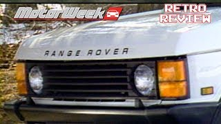1987 Range Rover | Retro Review