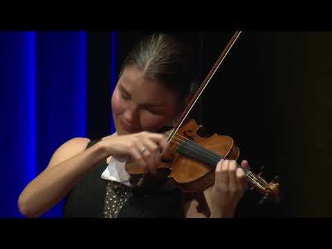 Olga Šroubková | Joseph Joachim Violin Competition Hannover 2018 | Semifinal Round