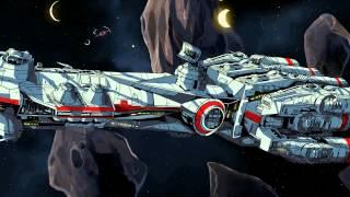 Звёздные войны 2015 короткометражный мультфильм