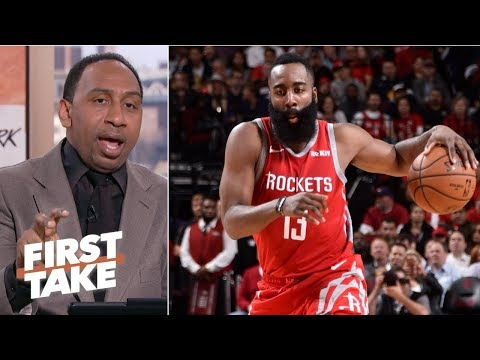 Is it fair to blame James Harden for Rockets' playoff failures? | First Take