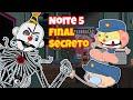 Mongo e Drongo no FINAL SECRETO de FNAF Sister Location com o Ennard - Five Nights at Freddy's